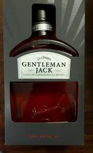 Chedraui: Whiskey Gentleman Jack 700ml