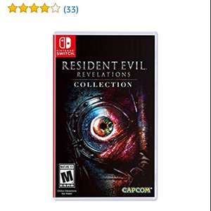 Amazon: Resident Evil Revelations para Nintendo Switch