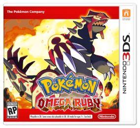 Sears: Pokemon Omega Ruby para Nintendo 3DS