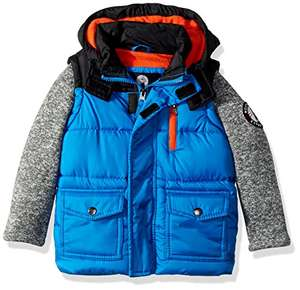 Amazon: Weatherproof Boys' Outerwear Jacket (More Styles Available) 2 años