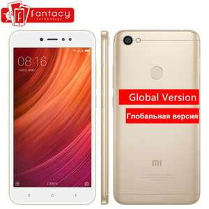 AliExpress: REDMI NOTE 5 A PRIME DORADO VERSION GLOBAL