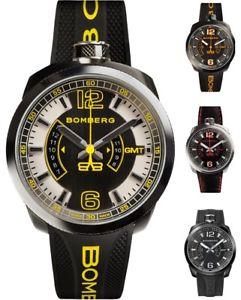 ebay: Reloj Bomberg (precio más envío e impuestos)