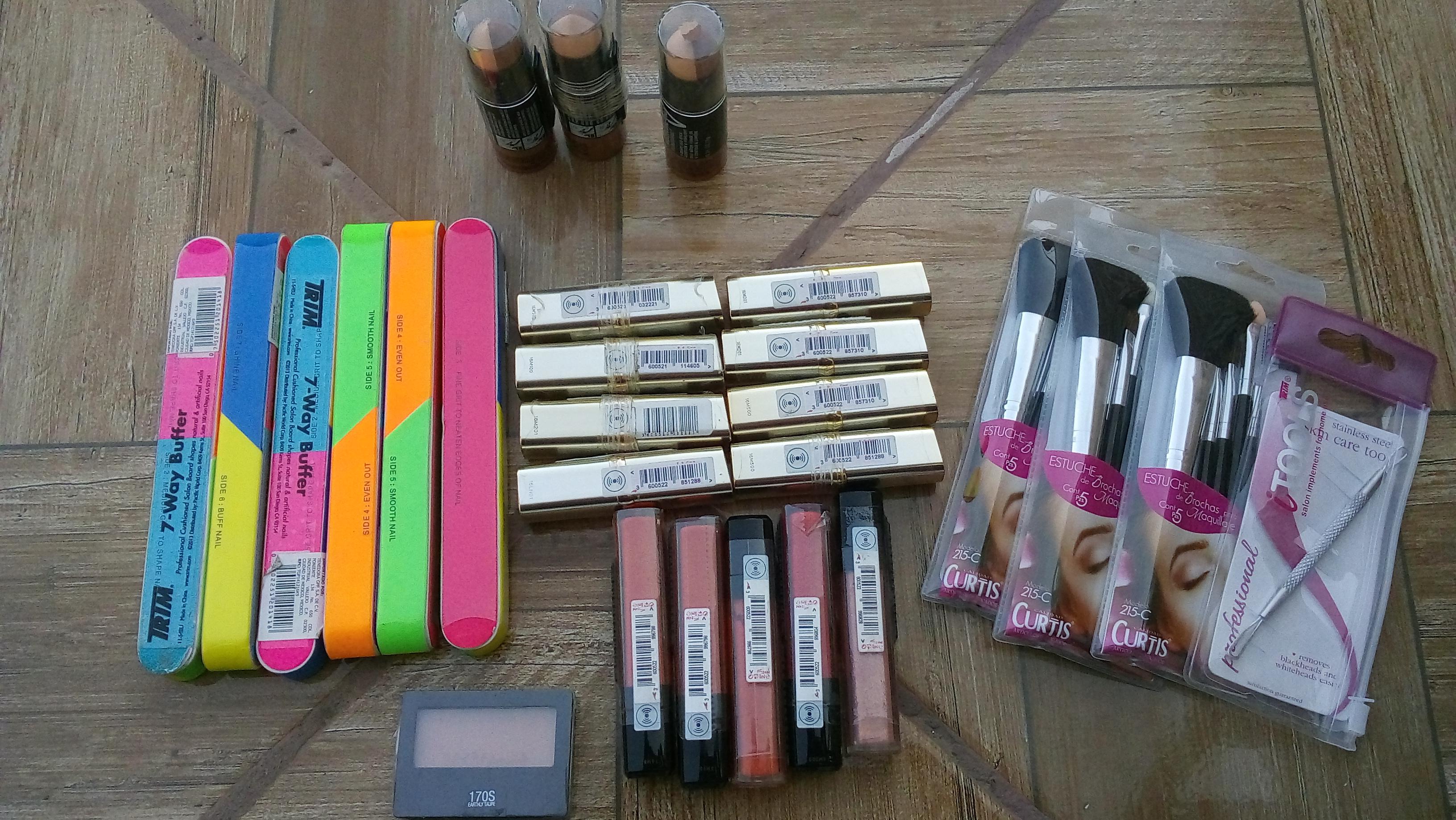Chedraui tonala: Maquillajes maebelline 3.00 con promonovela
