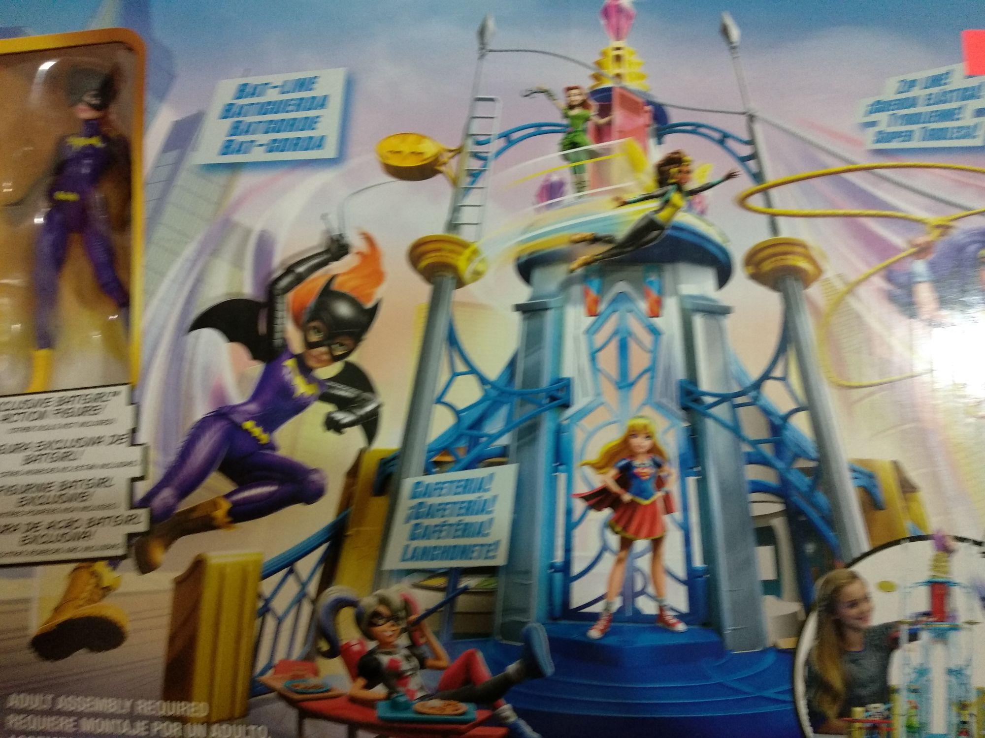 Soriana: Escuela DC Super Héro Girls a solo $269.70 y más