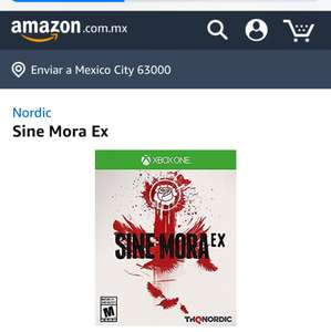 Amazon Sine Mora EX Xbox One