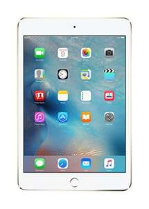 Amazon MX: Apple iPad mini 4 128GB, Color oro, aplica Prime (precio normal $10,545)