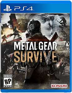Amazon: Metal Gear Survive para PS4 con Prime