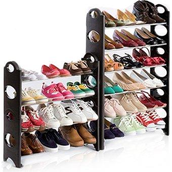 Linio: Zapatero Whitmor para 30 pares de zapatos