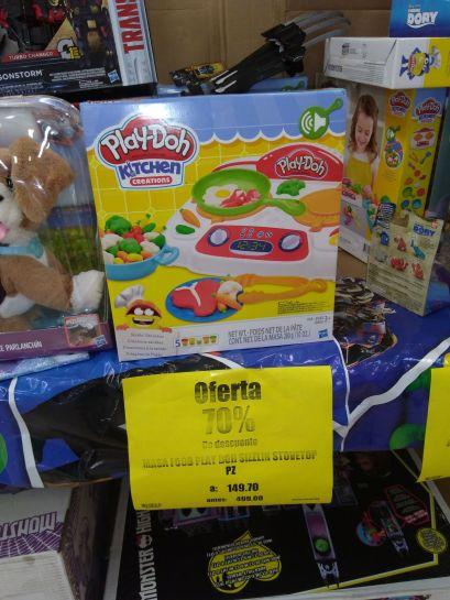 Soriana Hiper, Minatitlán Ver: play Doh Kitchen de $499 a $149.70