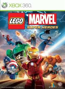 Xbox Store: LEGO Marvel Super Heroes $150, LEGO Batman 2 o Lord of the Rings $75 y más (se necesita Gold)