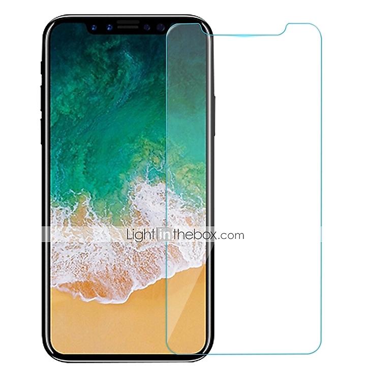 Ligh in the box: Cristal templado para Iphone X (+ $84 de envío)