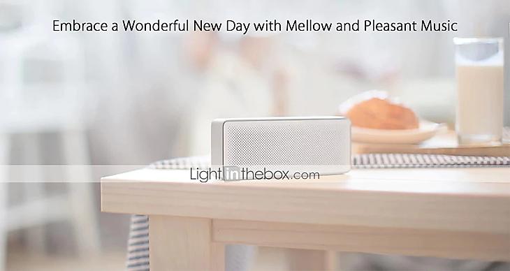 Light in the box: Xiami Square box 2