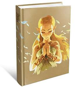 Amazon: The Legend of Zelda: Breath of the Wild the Complete Official Guide (Inglés) Pasta dura
