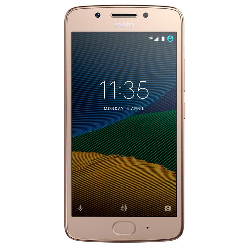 Elektra: Motorola G5 Plus Liberado