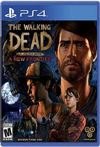 Amazon MX: The Walking Dead, A New Frontier (PS4 & One)
