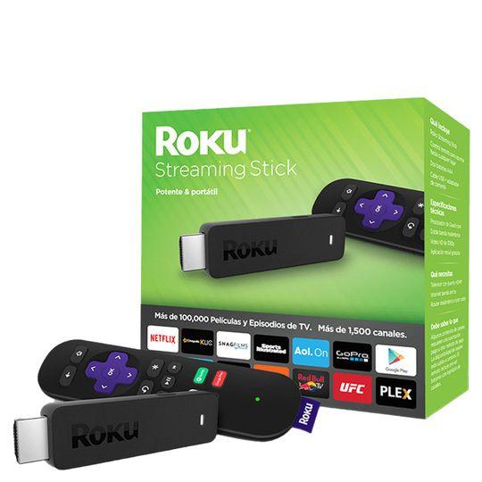 Privalia: Roku Streaming Express Plus ($449), Roku Streaming Stick ($549) y más modelos de Roku con descuento (Cuentas Nuevas)