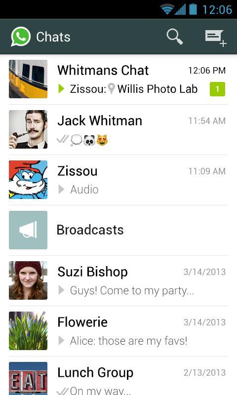 WhatsApp: Llamadas de voz disponibles. ¿Ilimitadas para planes con redes sociales incluidas? parece que si.