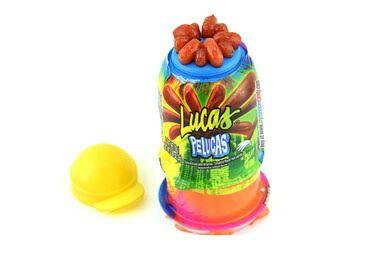 Bodega Aurrera: Lucas pelucas $0.87
