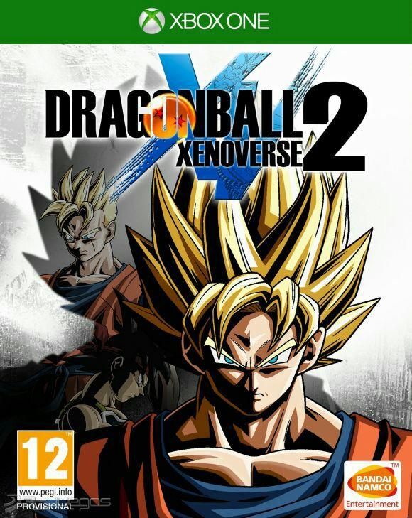 Microsoft Store: Dragon Ball Xenoverse 2
