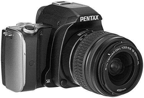 Amazon: Pentax S0006433 Cámara Reflex Compact DSLR KS1, 14Mp con Lente DAL 18-55 mm Al, color Negro