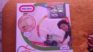 Walmart Cd. Jardín: liquidación Tumble Train little tikes