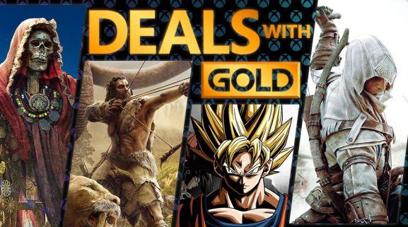 Xbox Gold: Deals with Gold, Febrero 06 - 12, 2018