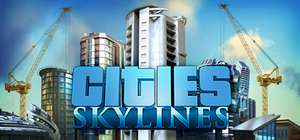 Steam: Cities Skylines $68, oferta en DLCs