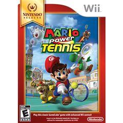 Sanborns: Mario Power Tennis Wii $99