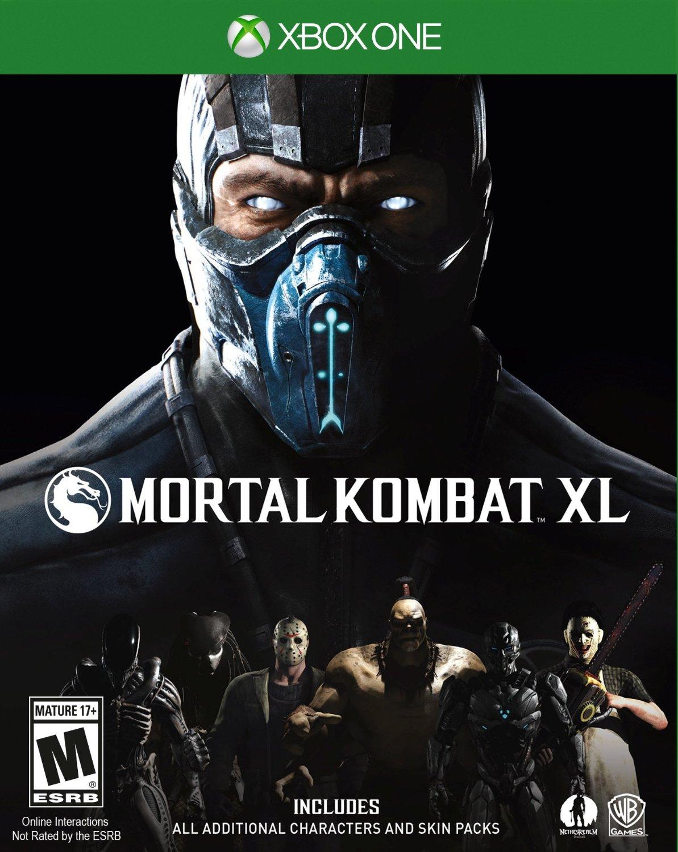 Coppel: Mortal Kombat XL