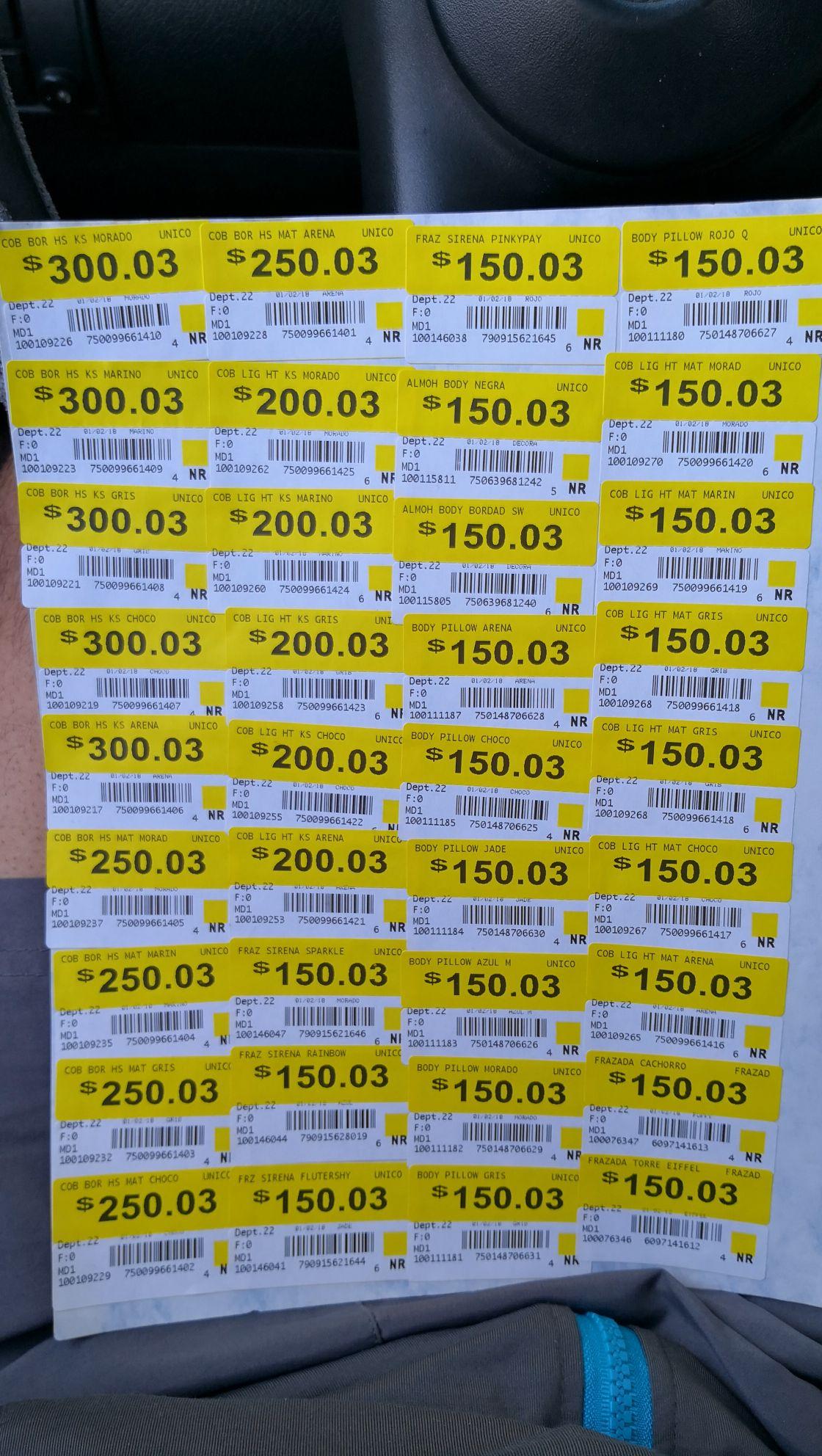 Walmart: Megapack de liquidaciones (ej. Peluche Rojo $95.03)