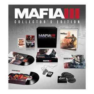 Walmart: Mafia 3 Collectors Edition para PS4