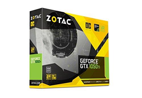 Amazon: Zotac GeForce GTX 1050Ti 4GB