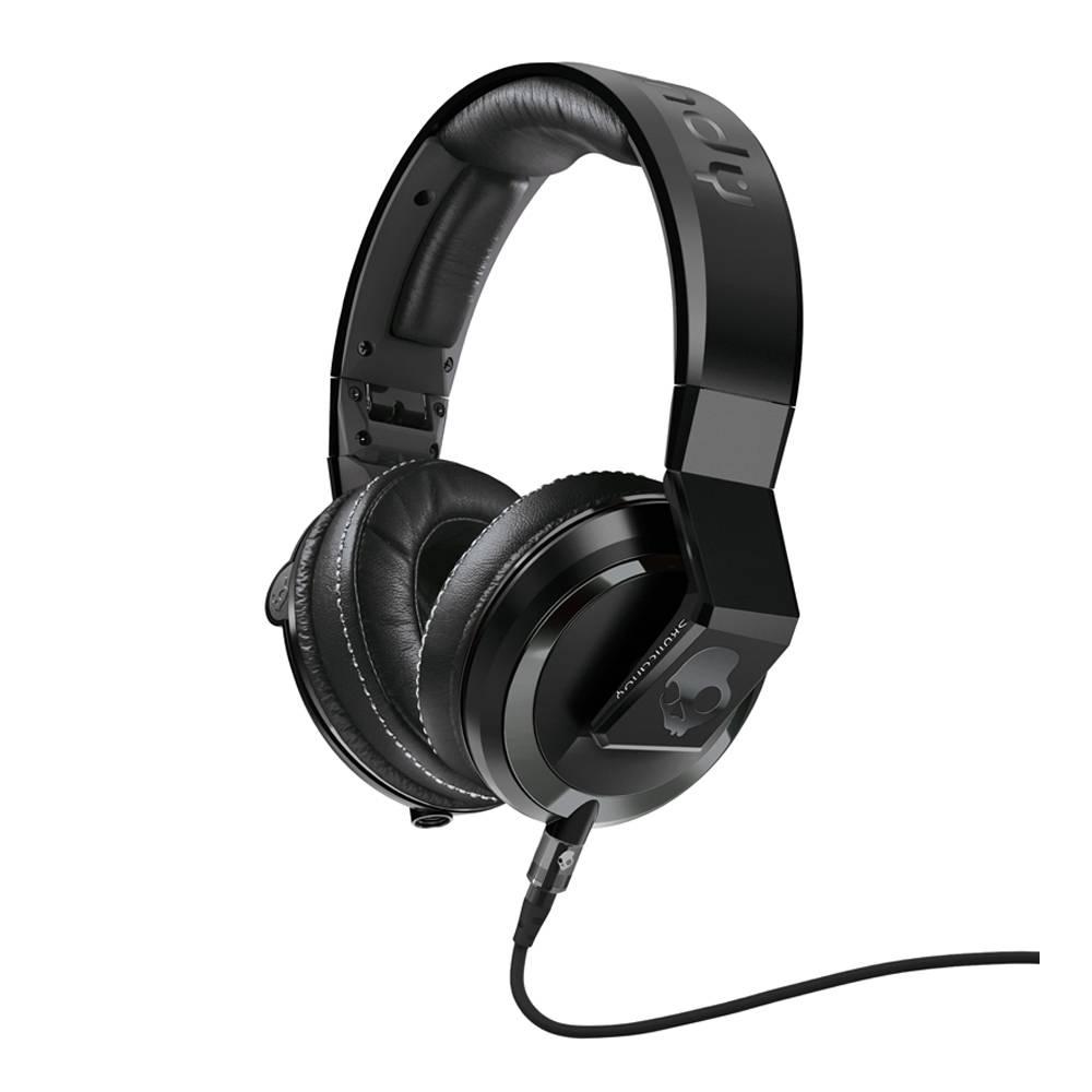 Walmart: Audífonos SkullCandy Mix Master DJ - Bocinas de diadema abiertos para DJ o Estudio (con micrófono), Negros