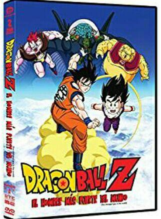 """Amazon: """"Dragon Ball: el hombre más fuerte del mundo"""" (Película)(Prime)."""