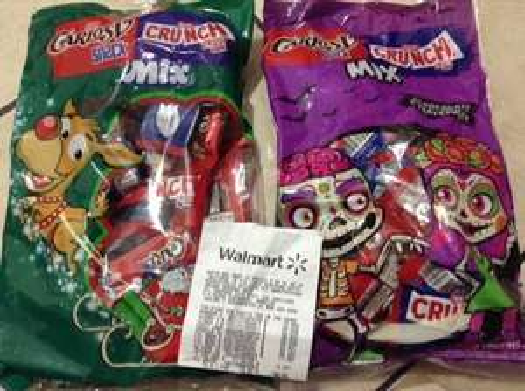 Walmart: Mix Wafer