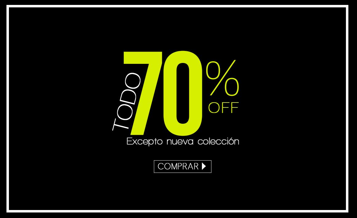 70% de descuento en tienda Skiny