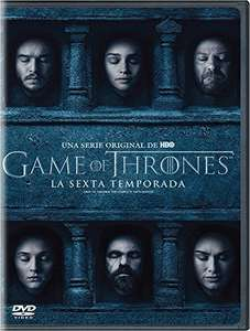 Amazon: Game Of Thrones: Temporada 6 (DVD)