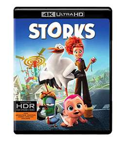 Amazon MX: Storks (Cigueñas) 4K