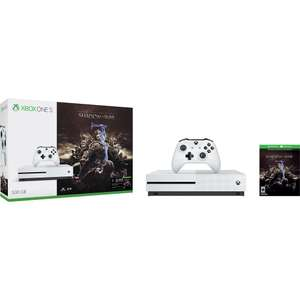 Best Buy: Microsoft - Xbox One S - 500GB Shadow Of War