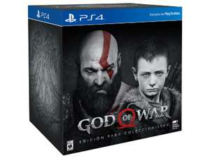 Liverpool: God Of War Collectors Edition Para PS4