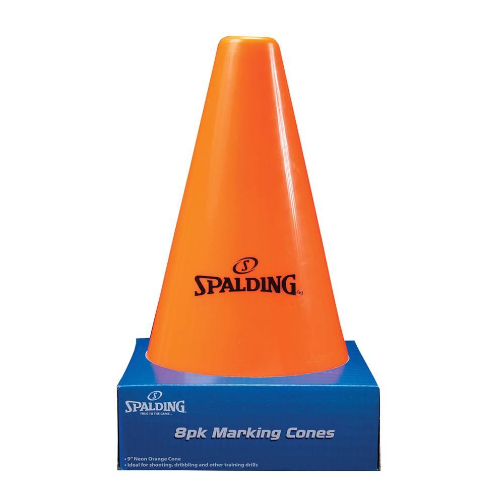 Walmart: Conos de Entrenamiento Spalding 8 Pzas