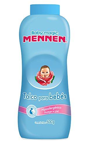 Amazon: Talco Mennen 500gr (comprando 4 piezas sale en $57.50 c/u)
