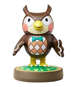 Amazon MX: Amiibo Blathers Animal Crossing