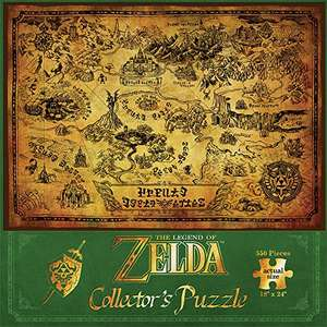 Amazon: Puzzle: the Legend of Zelda Hyrule Ma