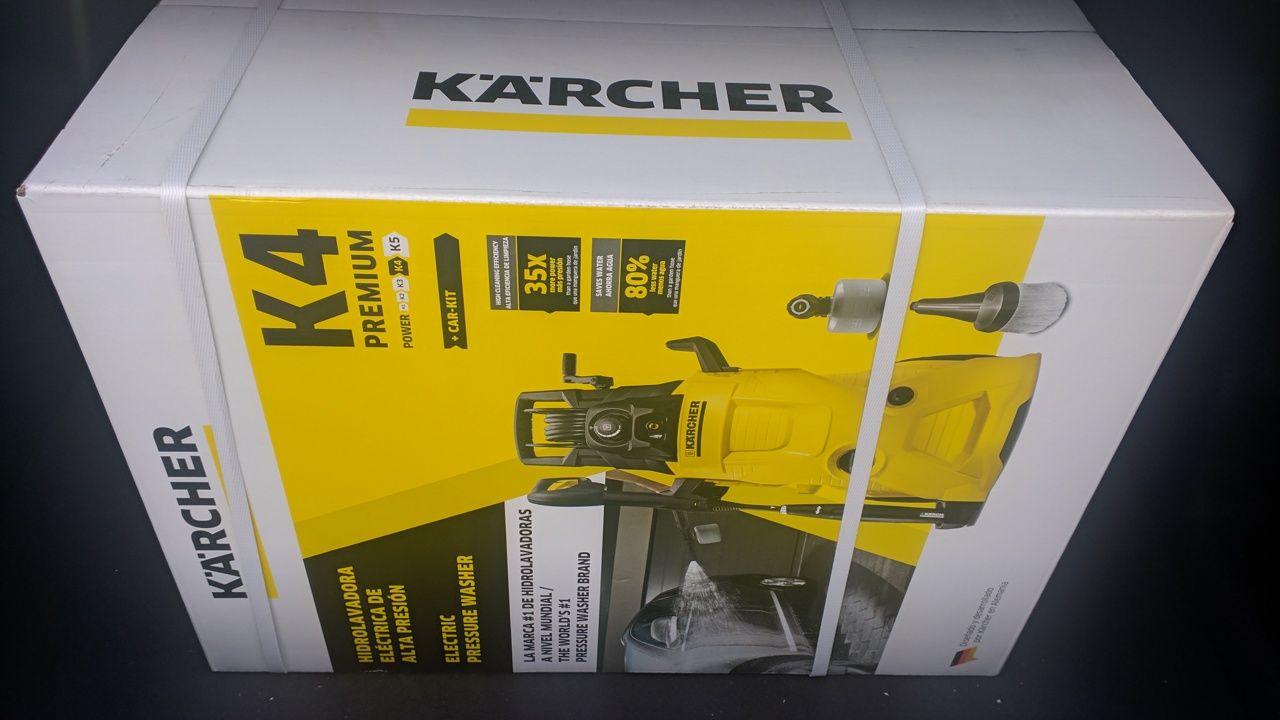 Sam's club: Karcher k4 Premium más kit para carro