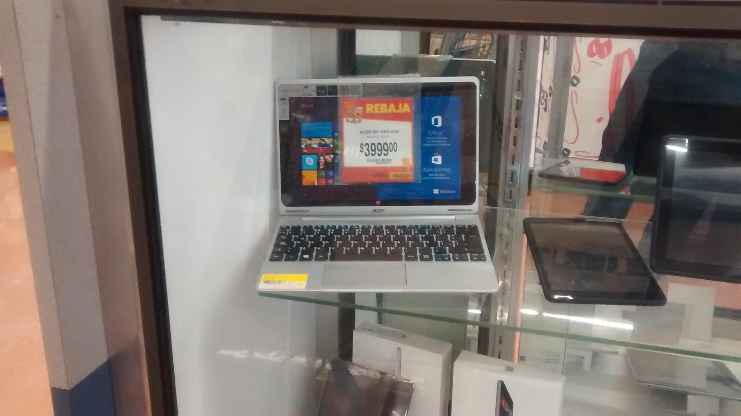 Walmart: liquidación de laptops