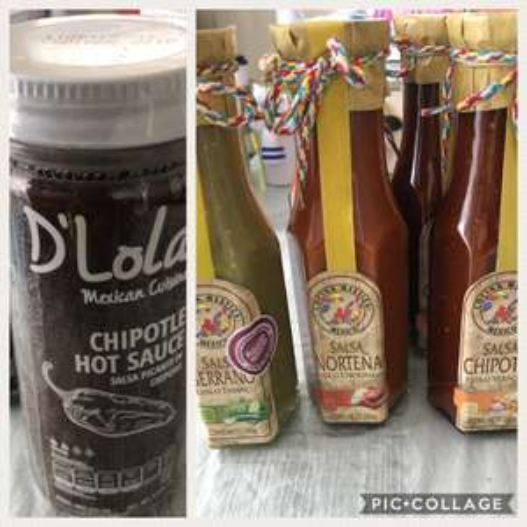 Walmart Metepec: salsa chipotle $7.01, salsas mestiza $10.01 y $11.01 emperador chocolate $10.03 toallitas p/acero inox. $7.03 1