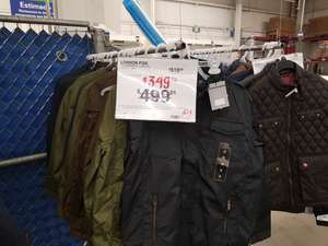 Sam's Club: Chamarra para caballero London Fog de $899 a $349