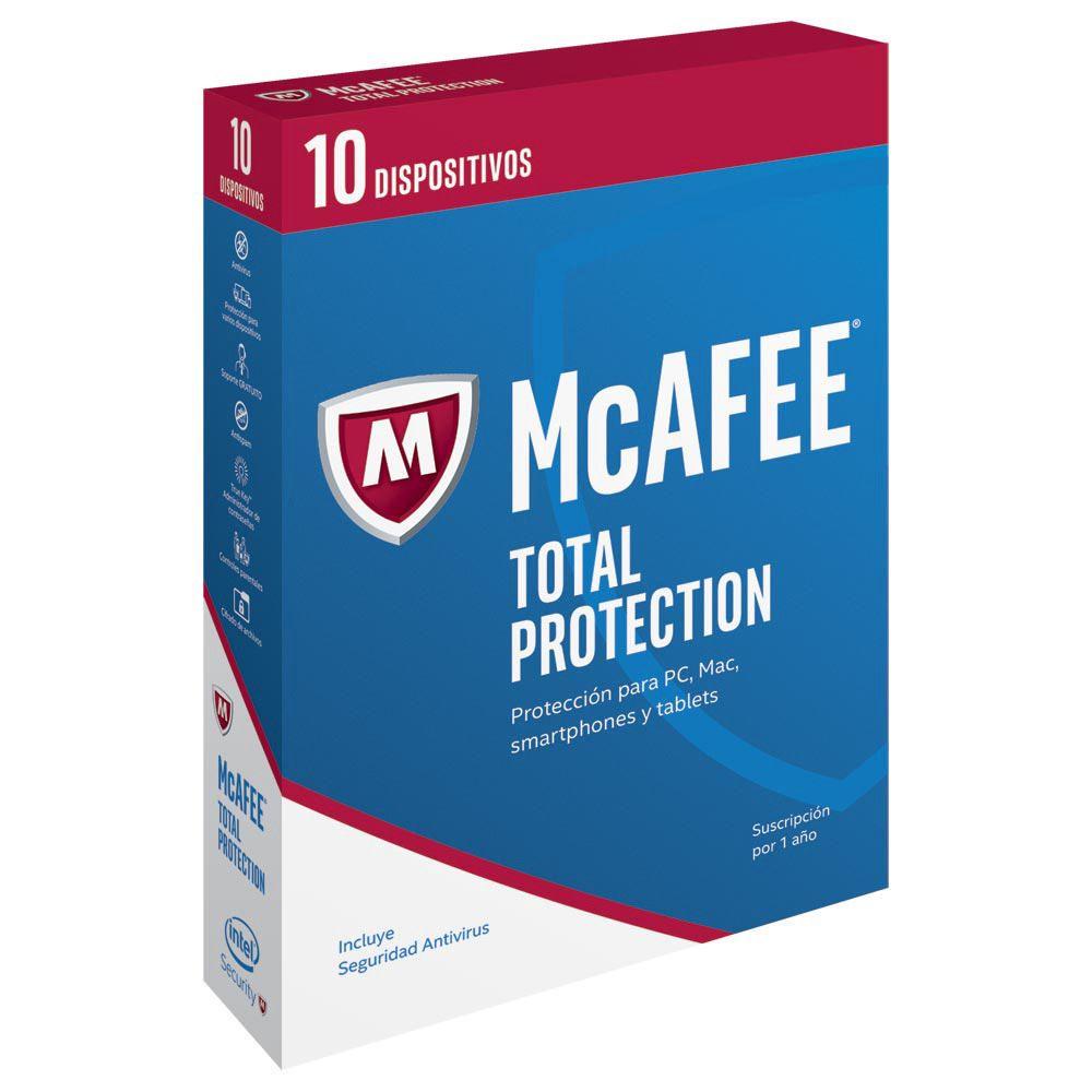 Elektra online: McAfee para 10 dispositivos