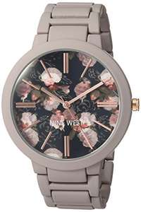 Amazon: Reloj para muje Nine West